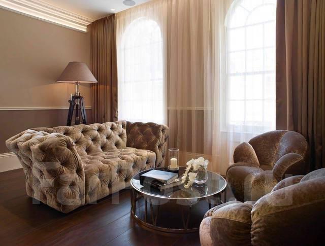 Розовые шторы в интерьере: удачные комбинации и дизайн