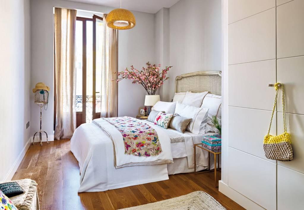 Маленькая спальня — 200 фото лучших идей дизайна. инструкция, как визуально увеличить пространство в небольшой комнате