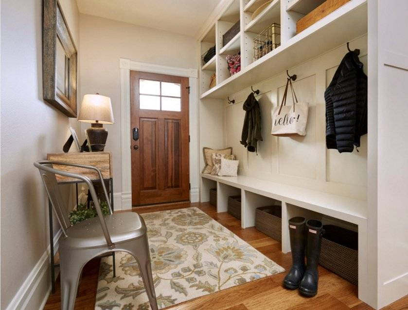 Дизайн коридора — варианты отделки и фото