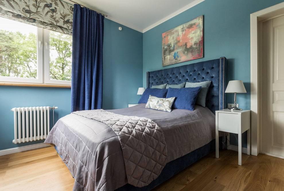 Цвет для спальни: идеальные варианты сочетания цветов в спальне + 200 фото примеров