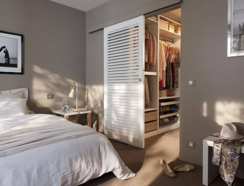 Идеальный порядок в вашем доме: идеи дизайна гардеробной комнаты 2018