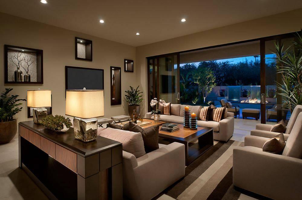 Стены в гостиной: 15 идей для отделки стен в гостиной (50 фото)   дизайн и интерьер