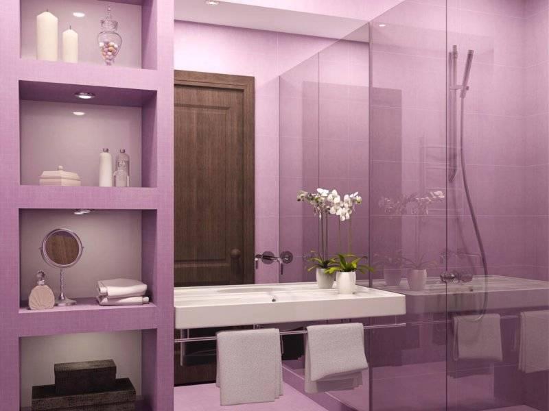Какое цветовое решение выбрать для ванной комнаты