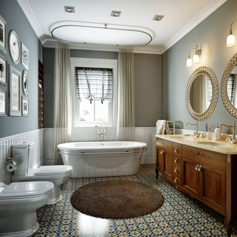 Ванная с туалетом — 145 фото современных проектов и идеи оформления дизайна интерьера