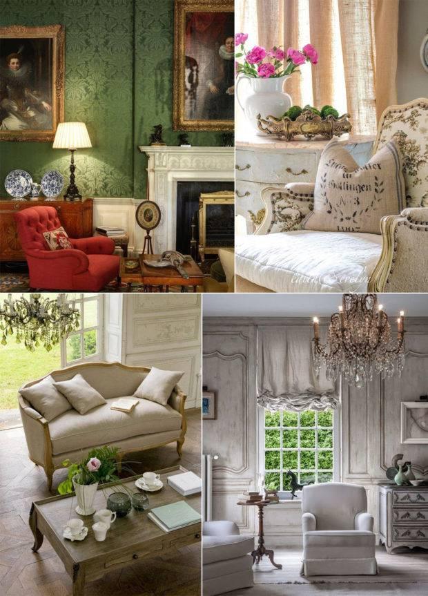Стили в интерьере — фото с названиями и описанием