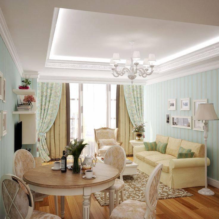 Популярные стили для дизайна квартиры-студии (53 фото): лофт и скандинавский, прованс и хай-тек в интерьере