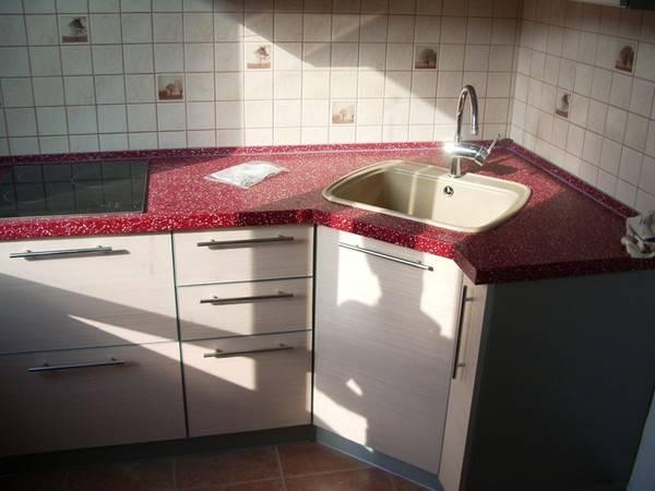 Дизайн угловых кухонь: фото, описание, советы специалистов