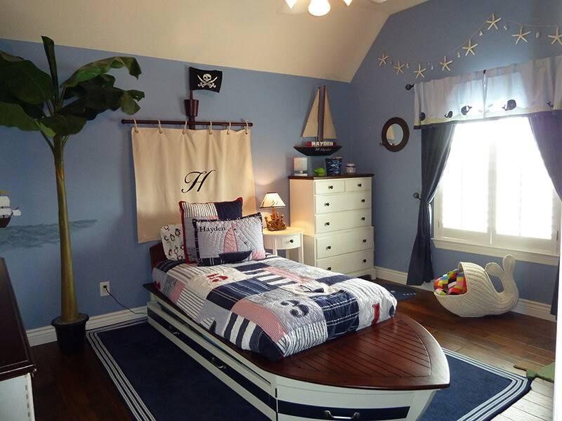 Детская комната для двоих детей (68 фото): дизайн-проекты, идеи обустройства   «покажу»