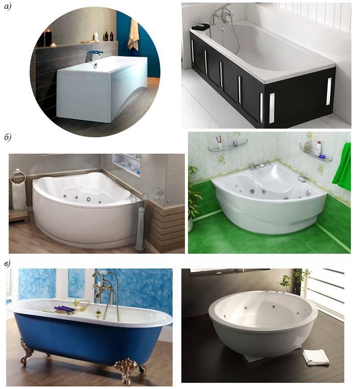 Плюсы и минусы акриловой ванны, советы по правильному уходу и особенности выбора акриловых ванн, цены на изделия