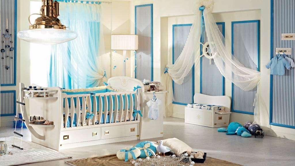 Спальня с детской кроваткой: дизайн, идеи планировки, зонирование, освещение