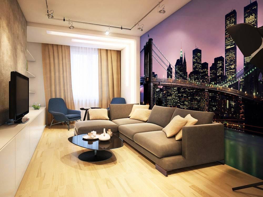 Интерьер гостиной 18 кв. м. 50 фото реальных интерьеров
