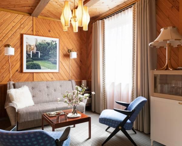 Вагонка в интерьере - фото возможных вариантов отделки, дизайн интерьера