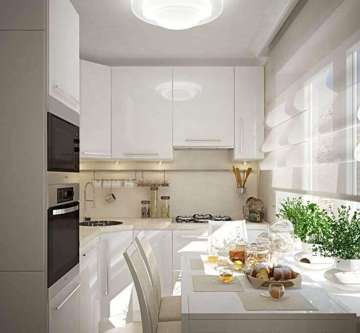 Модные кухни 2021-2022: как современно обставить и обустроить кухонный интерьер? (55 фото)   современные и модные кухни