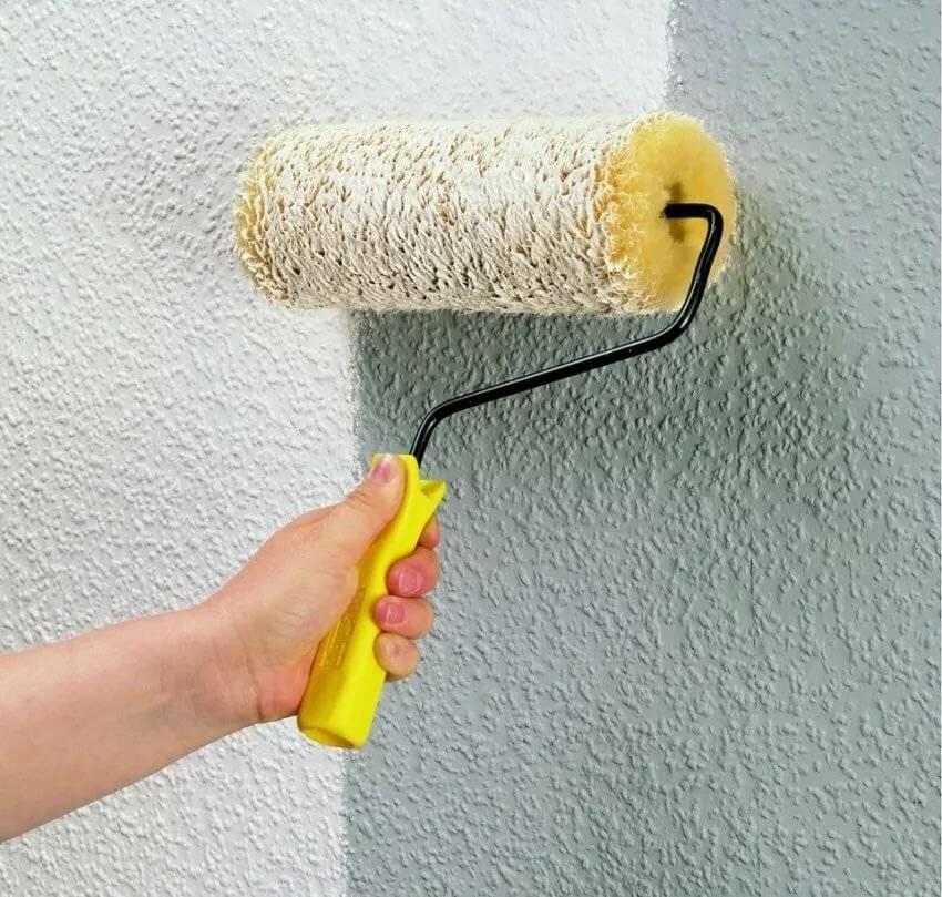 Как правильно красить стены: основные этапы с пошаговой инструкцией