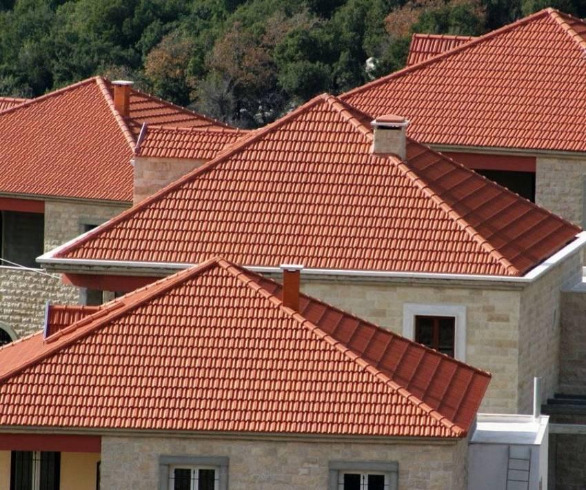 Крыши домов: разновидности, 11 типов и форм конструкций, кровельные материалы, видео и фото