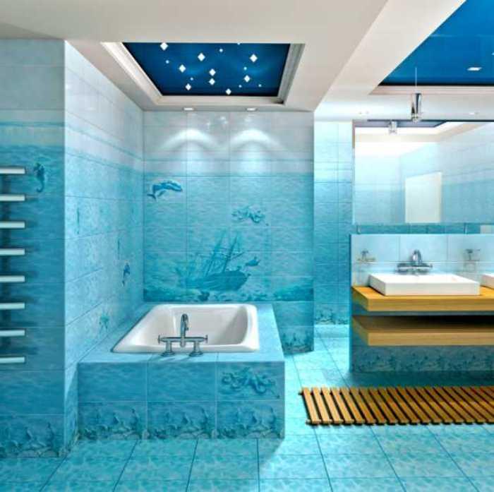 Морской стиле в интерьере и экстерьере дома