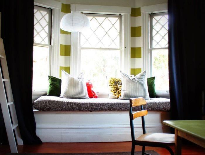Типы подоконников. как обустроить уютный широкий подоконник в квартире?