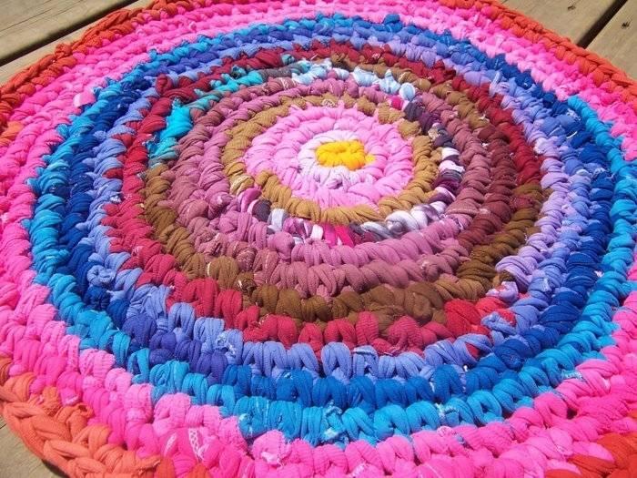Как сделать коврик своими руками: техники изготовления и пошаговые инструкции с фото-примерами