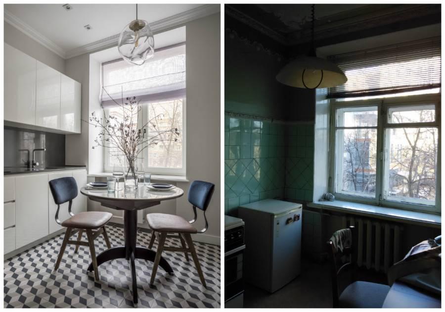Ремонт кухни в квартире 2020-2021: идеи по обустройству и советы (50 фото) | современные и модные кухни