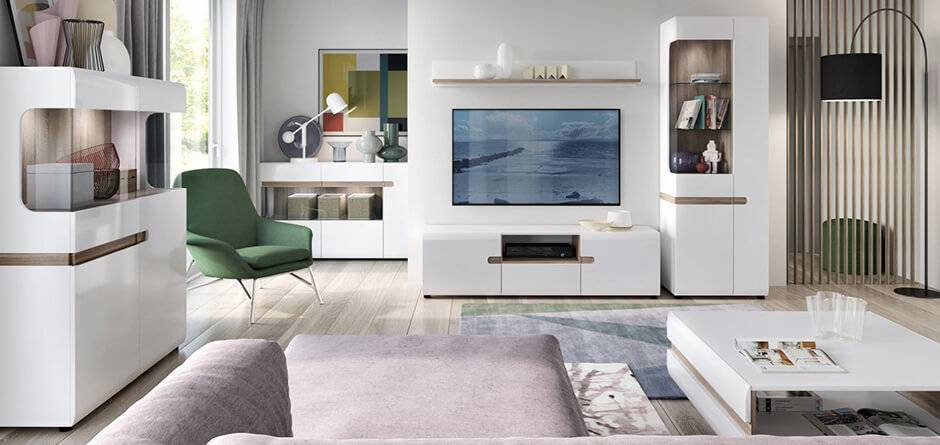 Белая гостиная: особенности и секреты дизайна (58 фото) | дизайн и интерьер