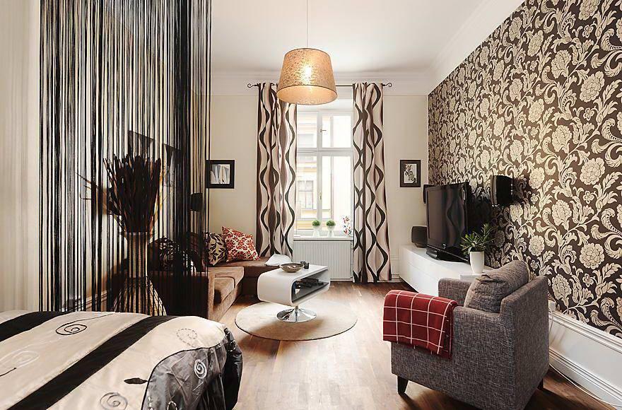 Фотообои в гостиную – 95 фото интересных примеров использования и оформления интерьера при помощи фотообоев