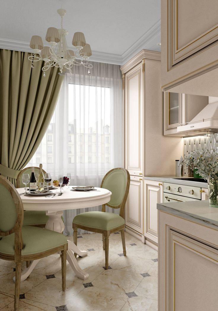 Кухня в классическом стиле: описание, реальные фото, идеи дизайна