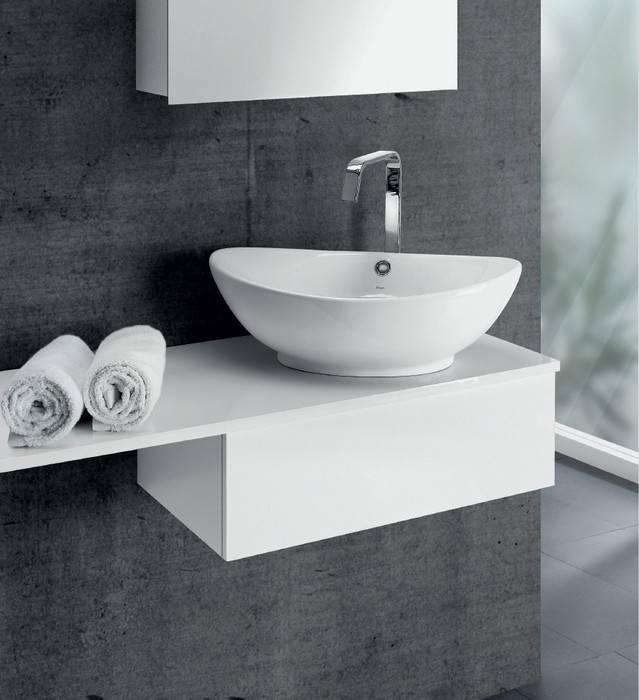 Раковины для ванной комнаты: классификация, преимущества и недостатки