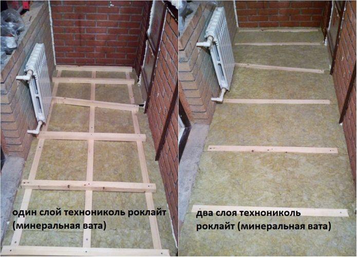 Какой пол сделать на балконе? – разбираем 5 вариантов с плюсами и минусами
