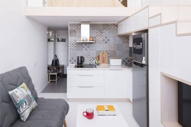 Как подобрать планировку для квартиры-студии?