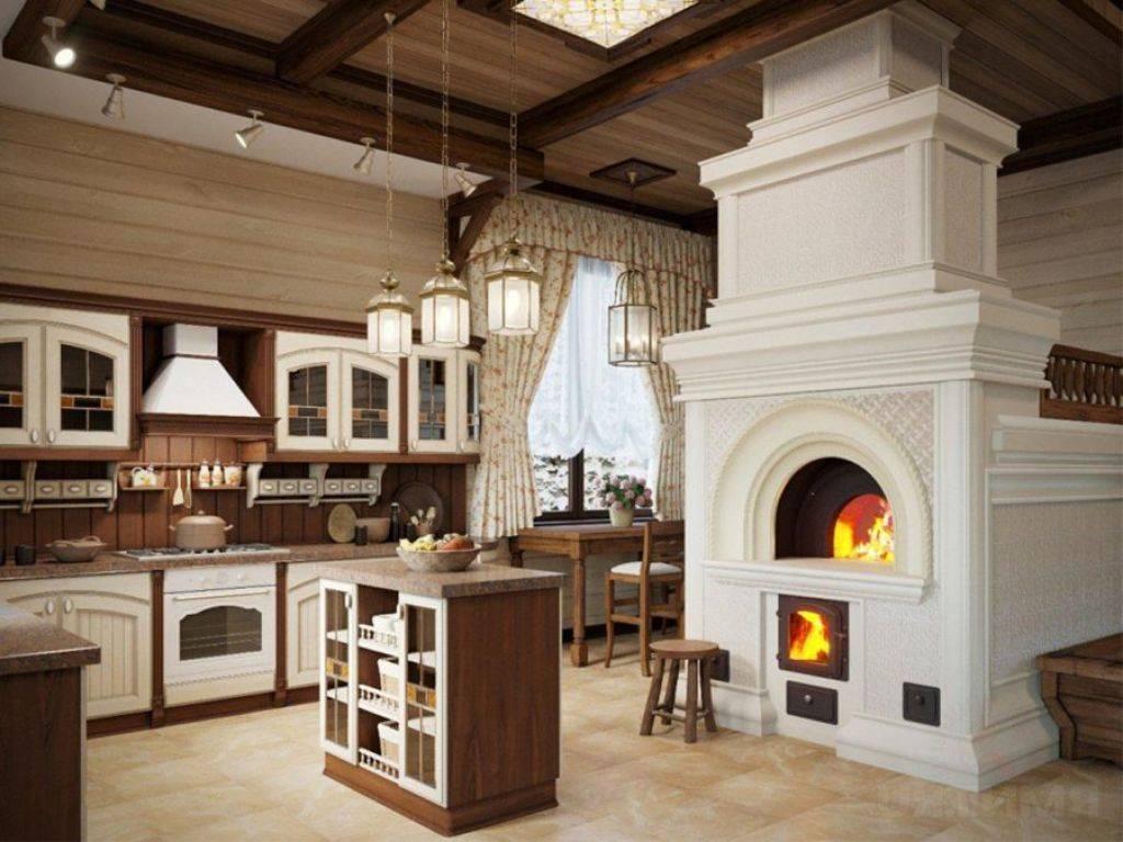 Планировка дома 6 на 6 м с печкой (69 фото): русская печь в интерьере деревянного домика, печное отопление, деревенское убранство внутри