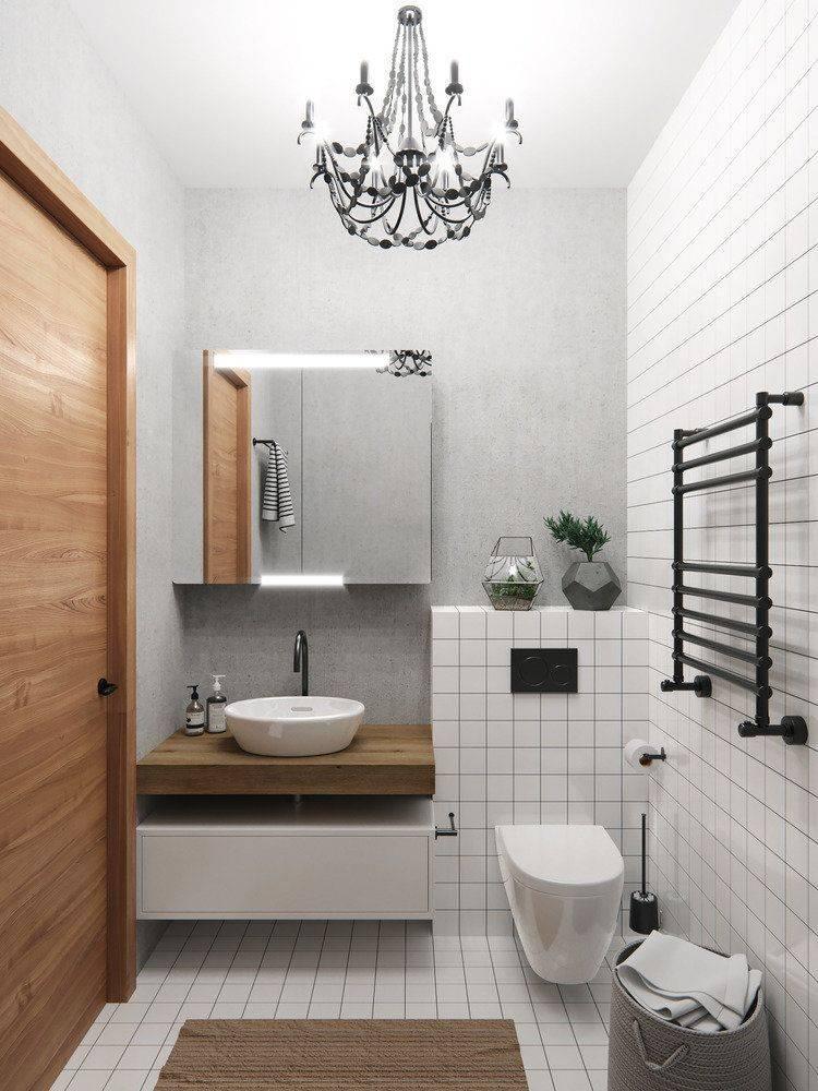 Ванная в стиле лофт - 65 фото вариантов стильного дизайна
