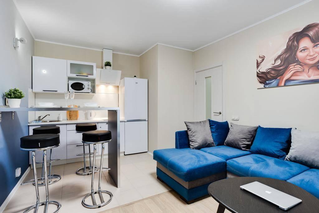 Комната-студия, планирование и зонирование единого пространства, советы по организации интерьера и выбору стиля - 19 фото