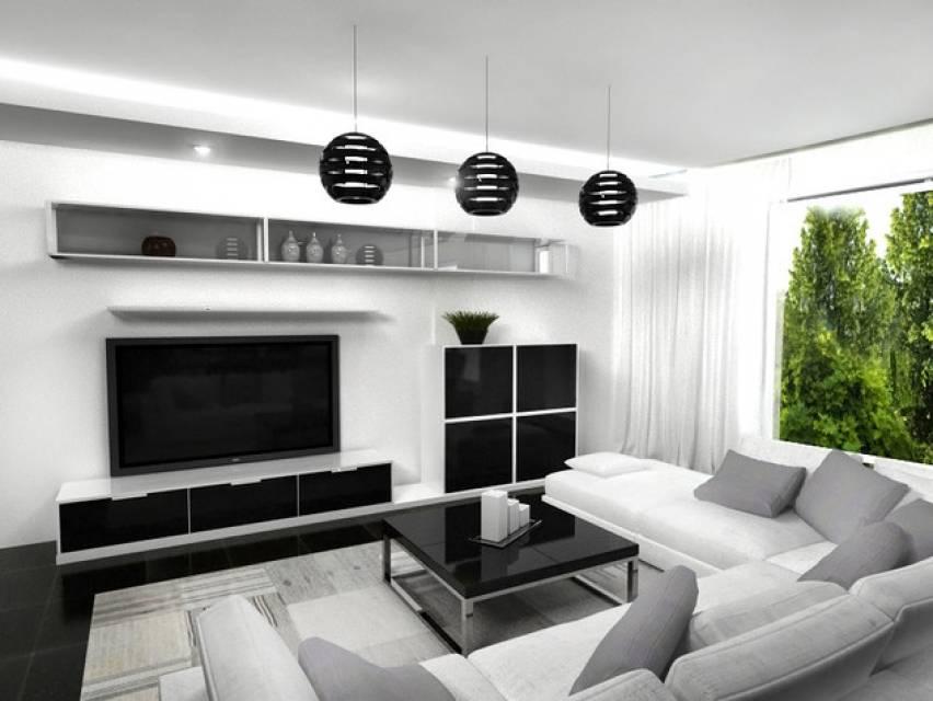 Маленькая гостиная: 100 лучших примеров дизайна на фото