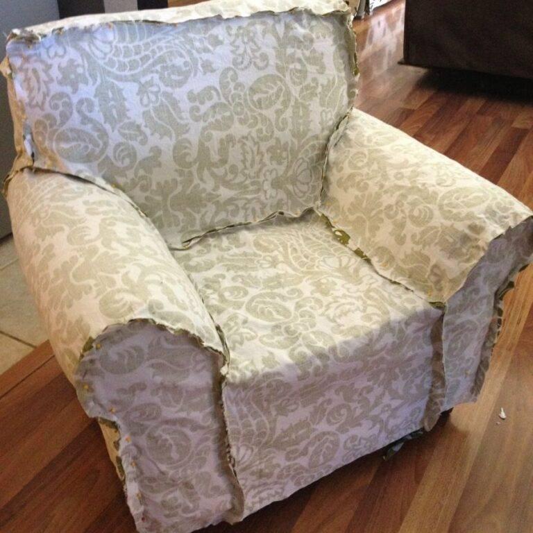 Накидки на диван и кресла своими руками: 120+ как сшить?