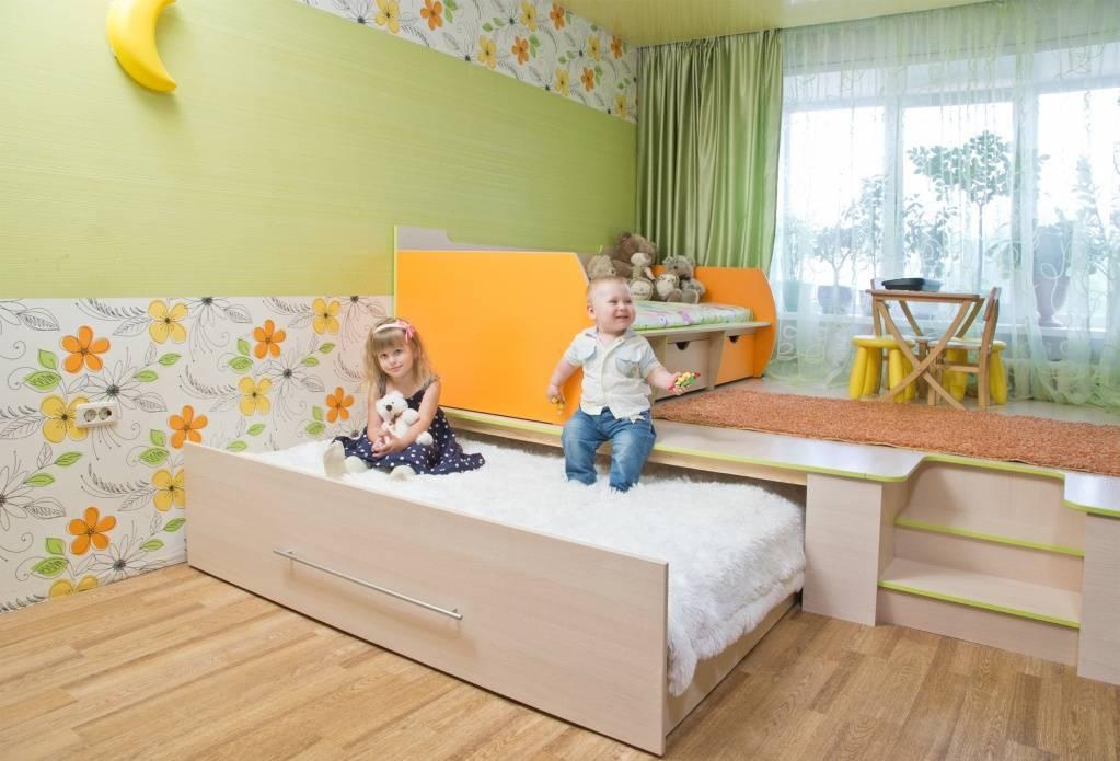 100 лучших идей дизайна: кровать-подиум для спальни на фото