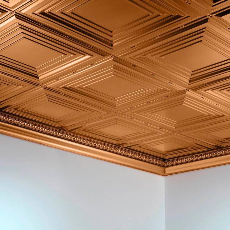 Интересные идеи ремонта потолка своими руками для любого кошелька