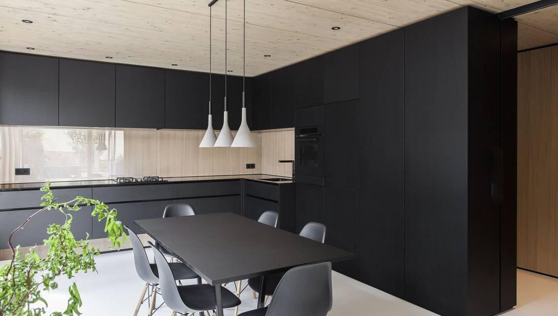 Кухня в стиле минимализм: идеи и советы по дизайну (50 фото)   современные и модные кухни