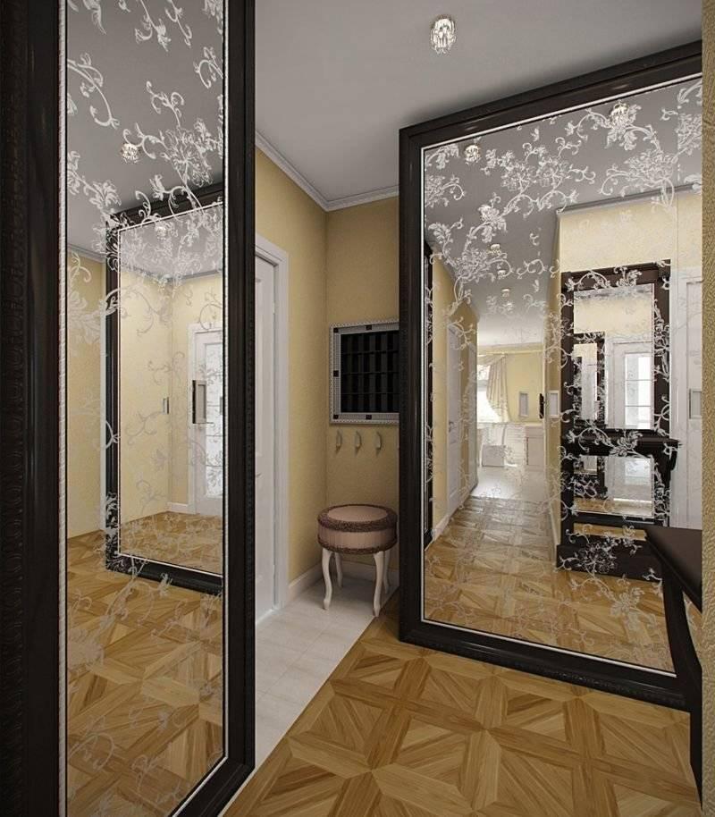 Таинственные зеркала. решение проблем интерьера с помощью зеркал - дизайн интерьеров
