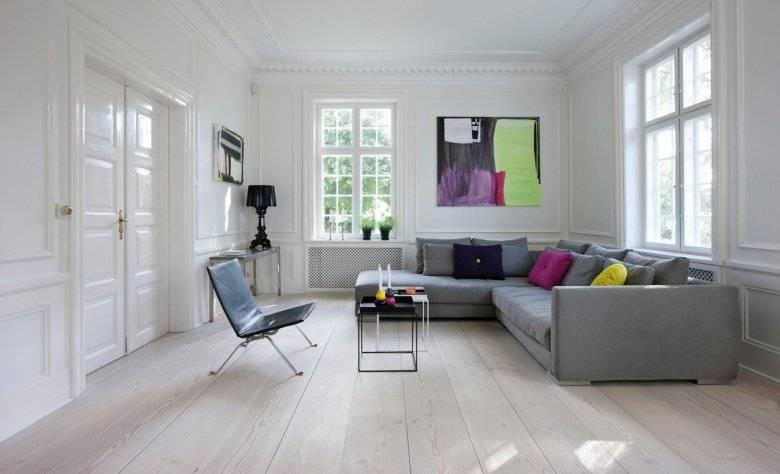 Правильное сочетание цветов в интерьере - таблицы сочетаемости: пол, потолок, стены и мебель