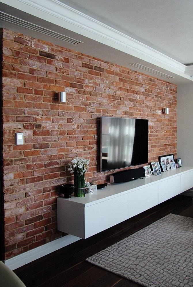 Декоративный кирпич - 105 фото облицовочного материала и рекомендации по его выбору и применению
