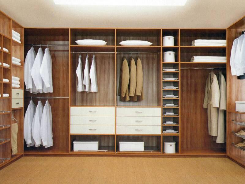 Как спланировать и устроить внутри шкаф-купе: идеи и варианты наполнения, расположения полок и фото