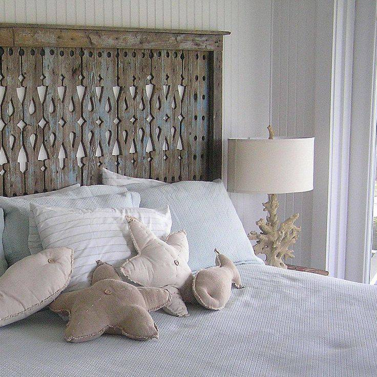 Изголовье кровати своими руками (82 фото): как сделать мягкое изголовье и из дерева мастер-класс, идеи декора и каретная стяжка