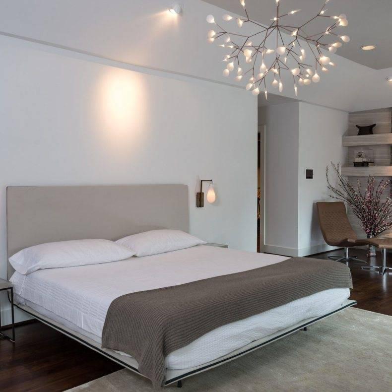 Освещение в спальне — обзор лучших идей по организации хорошего освещения. 150 фото красивого дизайна