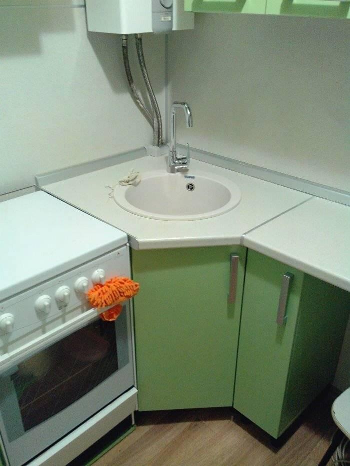 Кухня в хрущевке: лучшие варианты оформления кухни в хрущевке. новинки в современном дизайне интерьера (180 фото)