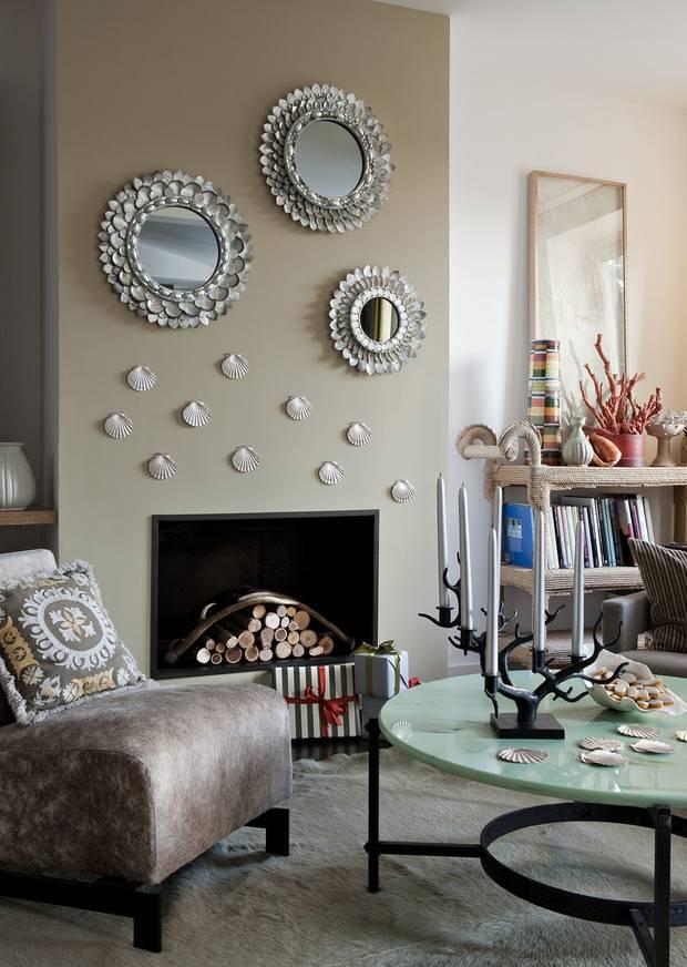 Декор интерьера (110 фото): готовых элементов и обзор стильных вариантов оформления интерьера