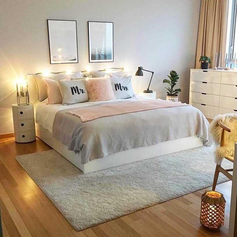 Спальня в однокомнатной квартире: 120 фото примеров зонирования и дизайна