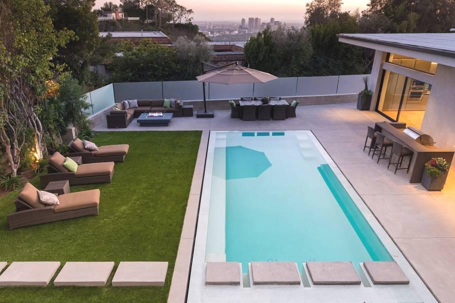 45 вариантов обустройства зоны отдыха на участке частного дома