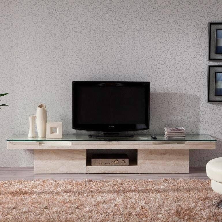 Тумбы  в современном стиле под телевизор