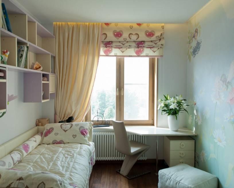 Детская комната 12 кв. км. — оформляем стильный и уютный дизайна (65 фото)