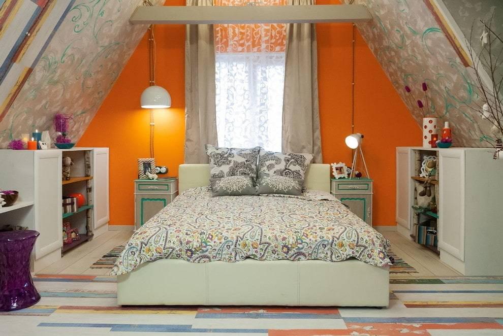 Эффективное и стильное обустройство мансардного этажа или чердака